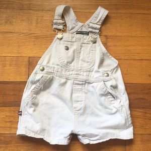 Polo Ralph Lauren baby shortalls